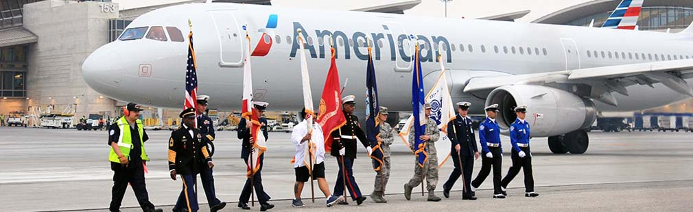 Our heroes - U.S. Military Honor Guard